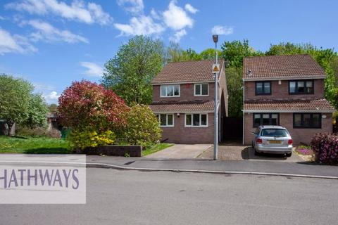 3 bedroom detached house for sale - Forge Close, Newport