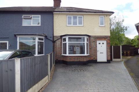 2 bedroom semi-detached house to rent - Wellington Street, Long Eaton, NG10 4JQ