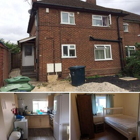 1 bedroom in a house share to rent - Ashurst Way