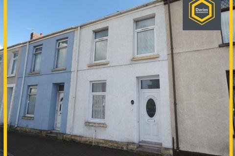 3 bedroom terraced house for sale - 32 Stepney Place, Llanelli