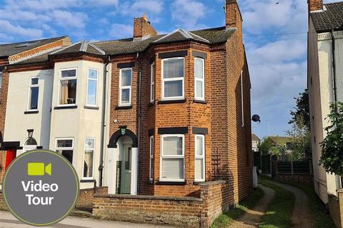 3 bedroom end of terrace house for sale - Heath Road, Leighton Buzzard