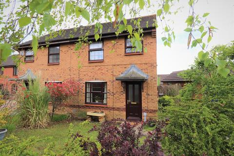 3 bedroom semi-detached house for sale - Downsway, East Hunsbury, Northampton