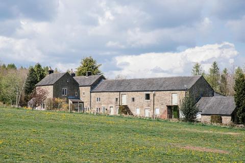 4 bedroom farm house for sale - Alderwasley, Nr Belper