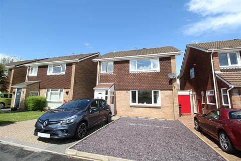 4 bedroom detached house for sale - Brunel Avenue, Rogerstone, Newport
