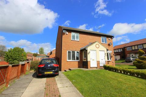 2 bedroom semi-detached house to rent - Lisle Road, Newton Aycliffe
