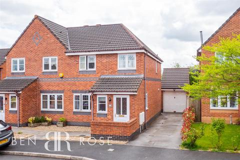 3 bedroom semi-detached house for sale - Grange Drive, Coppull, Chorley