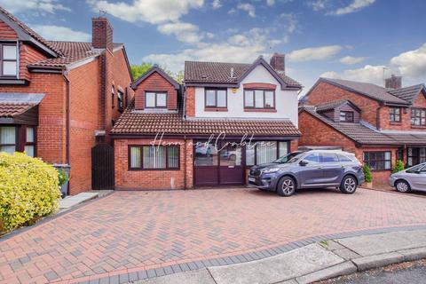 4 bedroom detached house for sale - Timothy Rees Close, Danescourt, Cardiff