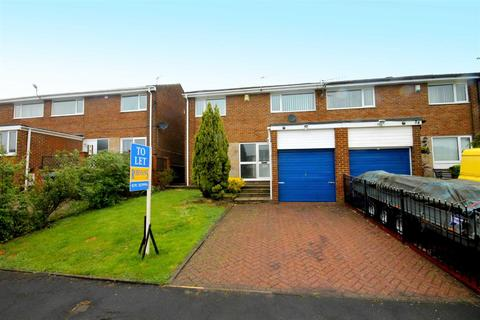 3 bedroom semi-detached house to rent - Wooley Drive, Ushaw Moor, Durham