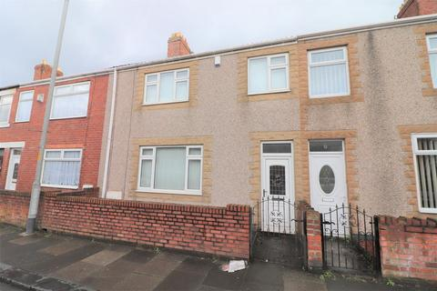 3 bedroom terraced house for sale - Woodhorn Road, Ashington