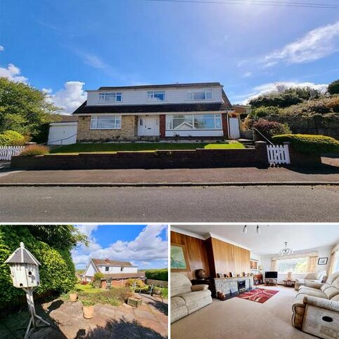 3 bedroom detached bungalow for sale - Heol Pen Y Scallen, Loughor, Swansea