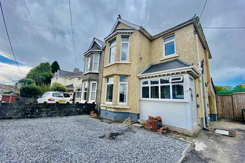 3 bedroom semi-detached house for sale - Cecil Road, Gowerton, Swansea
