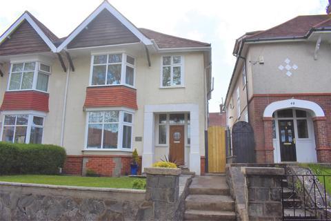 3 bedroom semi-detached house for sale - Glanmor Park Road, Sketty, Swansea