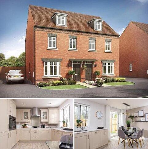 3 bedroom semi-detached house for sale - Plot 35, Kennett at Meadowburne Place, St Martins Road, Eastbourne, EASTBOURNE BN22