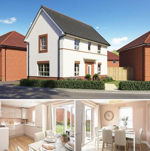 3 bedroom detached house for sale - Plot 13, Moresby at Berry Acres, Yalberton Road, Paignton, PAIGNTON TQ4