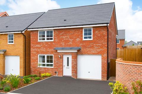 4 bedroom detached house for sale - Plot 28, Windermere at The Glassworks, Catcliffe, Poplar Way, Catcliffe, ROTHERHAM S60