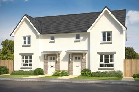 3 bedroom semi-detached house for sale - Plot 124, Craigend at Barratt at Culloden West, 1 Appin Drive, Culloden IV2