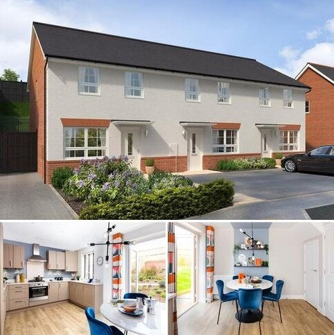 3 bedroom end of terrace house for sale - Plot 115, Maidstone at Victoria Heights, Chudleigh Road, Alphington, EXETER EX2