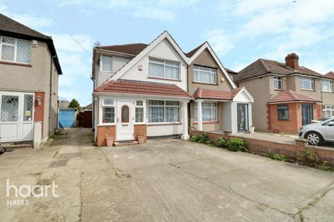 3 bedroom semi-detached house for sale - Moray Avenue, Hayes