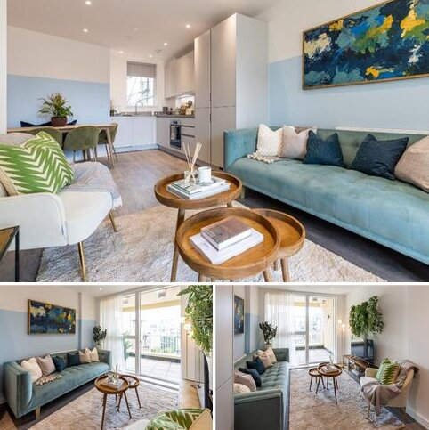 3 bedroom apartment for sale - Plot B04.02, Apartment at The Moorings, Commerce Road TW8