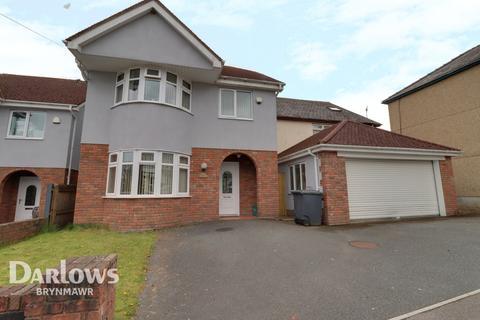 3 bedroom detached house for sale - King Edward Road, Brynmawr