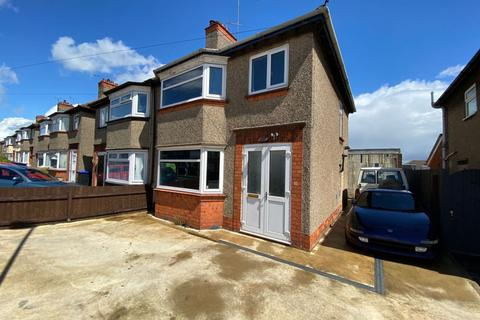 3 bedroom semi-detached house for sale - Bushland Road, The Headlands, Northampton NN3 2NS