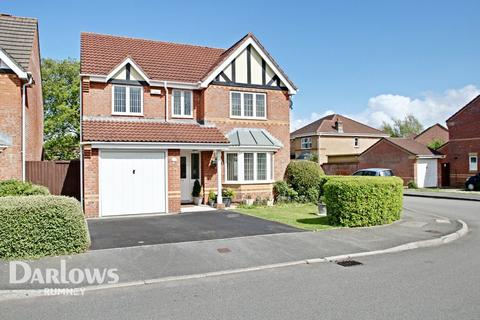 4 bedroom detached house for sale - William Belcher Drive, Cardiff