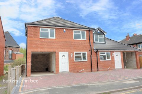 4 bedroom semi-detached house for sale - Somerset Road Hanley ST1 2BH