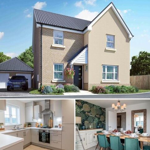 4 bedroom detached house for sale - Plot 5, The Sandringham at Mill View, Greenfields Road, East Dereham, Norfolk NR20