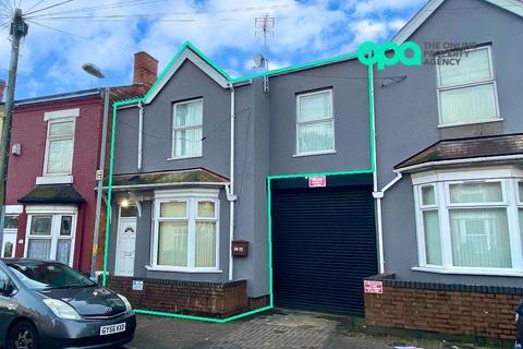 Mixed use for sale - 7 Bedroom HMO - £25,480 p.a Rent-  Leonard Road, Birmingham, B19