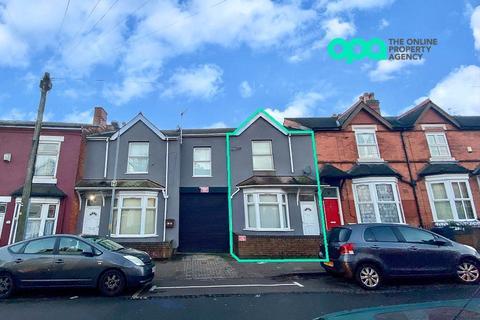 Mixed use for sale - 7 Bedroom HMO - £25,480 p.a Rent -  Leonard Road, Birmingham, B19