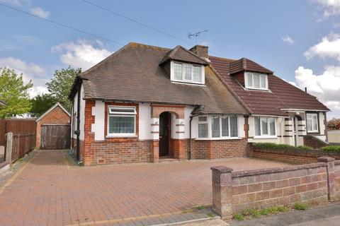 3 bedroom semi-detached bungalow for sale - MOUNTVIEW AVENUE, PORTCHESTER