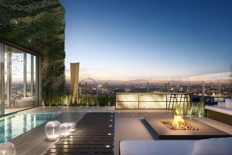 4 bedroom flat for sale - South Bank Tower, Upper Ground, London, SE1