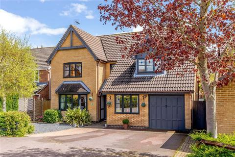 4 bedroom detached house for sale - Camelot Way, Northampton, NN5