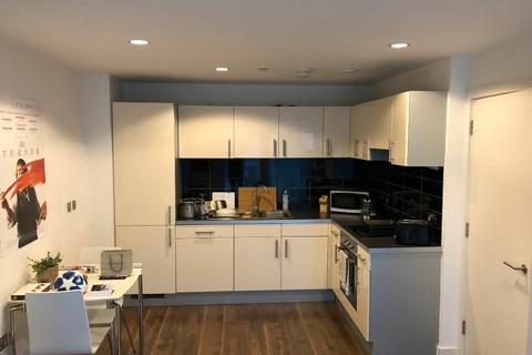 1 bedroom flat to rent - REF: 10830 | Number One, Pink, Media City | Salford | M50