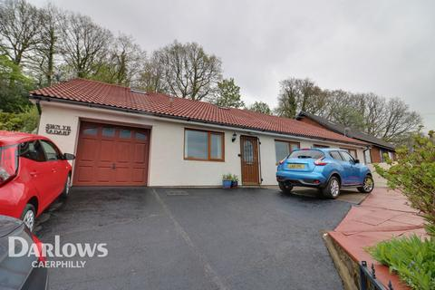 4 bedroom bungalow for sale - Woodfieldside, Blackwood