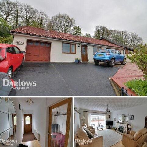 4 bedroom bungalow for sale - Woodfieldside, Blackwood