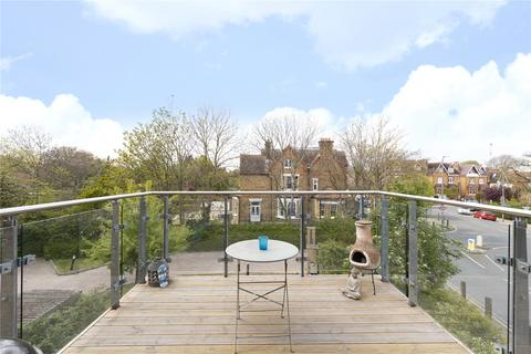 2 bedroom flat for sale - Mercury Mansions, Dryburgh Road, Putney, London
