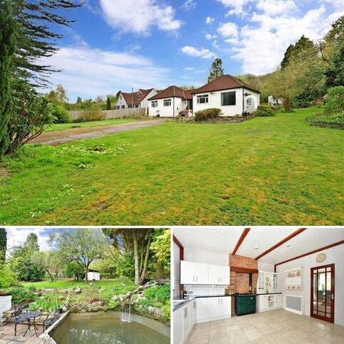 4 bedroom detached bungalow for sale - Knatts Valley Road, Knatts Valley, Sevenoaks, Kent