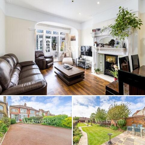 4 bedroom house for sale - Powys Lane, London, N13