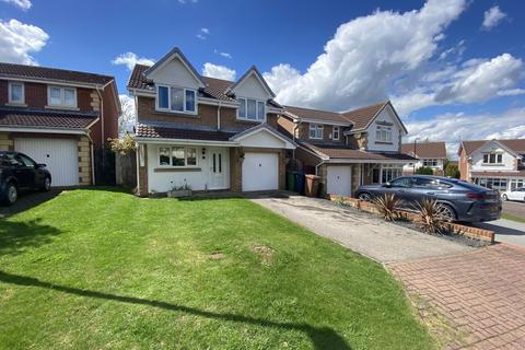 3 bedroom detached house for sale - Fowler Close, Philadelphia, Houghton Le Spring, Tyne & Wear, DH4