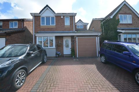 3 bedroom detached house for sale - Hedley Drive, Brimington, Chesterfield, S43 1BF