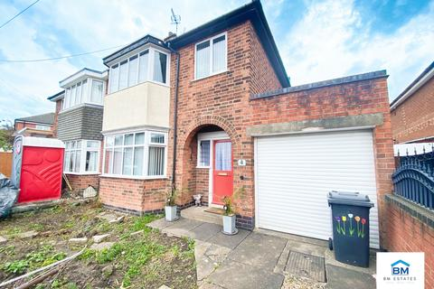 3 bedroom semi-detached house to rent - Coplow Avenue, Leicester, LE5
