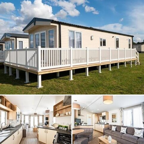 3 bedroom static caravan for sale - Southfield Lane, Tunstall, East Riding of Yorkshire HU12