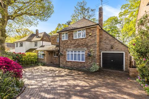 3 bedroom detached house for sale - Gordon Road, Hiltingbury, Hampshire, SO53