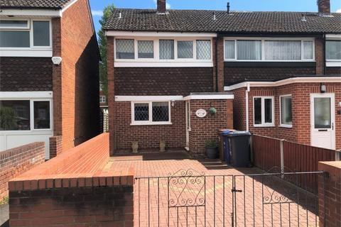 3 bedroom end of terrace house for sale - Harper Court, BURTON-ON-TRENT, Staffordshire