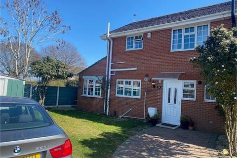 4 bedroom end of terrace house to rent - Ampfield Road, Throop
