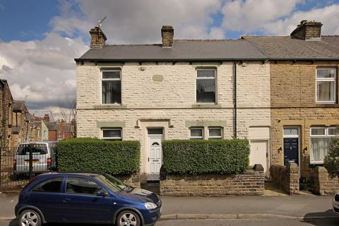 3 bedroom end of terrace house for sale - Blakeney Road, Crookes