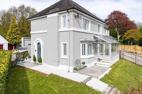 3 bedroom detached house for sale - 4 The Croft, Aberkenfig, Bridgend, Bridgend County Borough, CF32 9RL