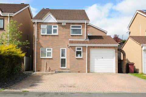 3 bedroom detached house for sale - Nottingham Close, Wingerworth, Chesterfield