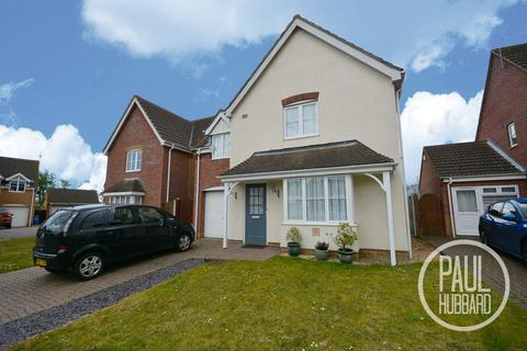 4 bedroom detached house for sale - Jenkins Green, Parkhill